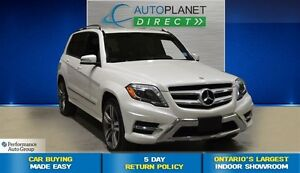 2013 Mercedes-Benz GLK-Class 350 4MATIC, 20 Inch Alloys, Leather