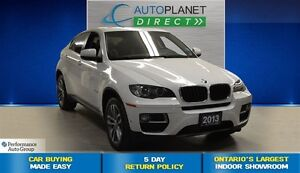 2013 BMW X6 xDrive35i, One Owner, Navi, $183/Wk!
