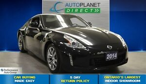 2014 Nissan 370Z Touring, Bluetooth, Heated Seats, $120/Wk!