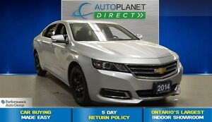 2014 Chevrolet Impala 2LT, Bluetooth, ONE Owner, $66/Wk!
