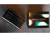 Apple Final Cut Pro Studio 2 HD - Boxed