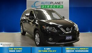 2015 Nissan Rogue SV AWD, Clean Carproof, Sunroof, $81/Wk!