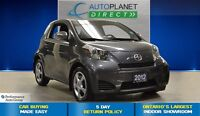 2012 Scion iQ CLEAN CARPROOF + Bluetooth + Keyless Entry