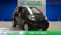 2011 smart fortwo Passion + Heated Seats + Fog Lights + Clean Ca