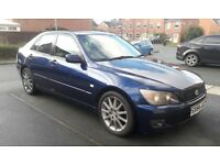 2004 '54' Lexus IS200, 12 Month's Mot, Full Heated Leather, Facelift Model, Excellent Drive