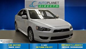 2010 Mitsubishi Lancer SE, Sunroof, Alloys, $47/Wk!