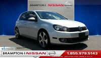2012 Volkswagen Golf 2.0 TDI Highline *Leather,Sunroof,Alloy Whe