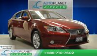 2013 Lexus ES 350 CLEAN CARPROOF + Navi + Sunroof + Back Up Cam