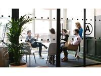 KINGS CROSS Office Space, available Private or Shared on Flexible basis, N1