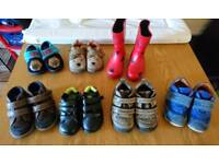 Boys Infant Footwear - Size 5
