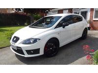 For Sale | Seat Leon 2.0 TSI Cupra 5dr 2009 (59) | White - £7600