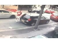 CAR STOLEN - BMW 1 SERIES - PLEASE VIEW CCTV IMAGES AND BEWARE OF THEFT/CON