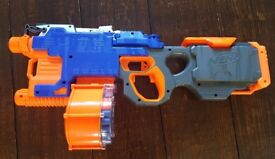 Nerf N-Strike Elite Hyperfire - used - excellent condition