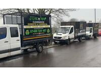 ♻️ TODAY ♻️Waste Clearances FREE Metal Collection Home Garden Rubbish Removal in Southgate Barnet