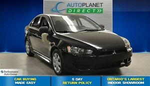 2014 Mitsubishi Lancer DE, Ontario Vehicle, A/C, CLEAN CARPROOF,