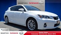 2013 Lexus CT 200h Touring Package *Leather,Sunroof,Bluetooth*