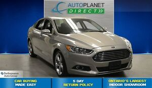 2016 Ford Fusion SE Appearance Pkg, Bluetooth, $60/Wk!