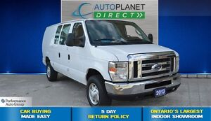 2013 Ford E-250 Cruise Control, Ontario Vehicle, $78/Wk!