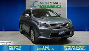 2015 Lexus RX 350 Touring AWD, Navi, Back Up Cam, $143/Wk!