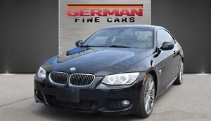 2011 Bmw 335i Coupe XDrive M SPORT PKG *** Navigation