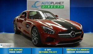 2016 Mercedes-Benz AMG GT S, Drivers Assist Pkg, ONE Owner, $473