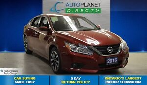2016 Nissan Altima 2.5 SV, Ontario Vehicle, Back Up Cam, $68/Wk!