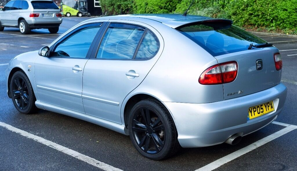 2005 seat leon fr grey 1 8t mk4 in burnage manchester gumtree. Black Bedroom Furniture Sets. Home Design Ideas