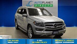 2013 Mercedes-Benz GL-Class 350 BlueTEC Premium Pkg, Navi, $222/