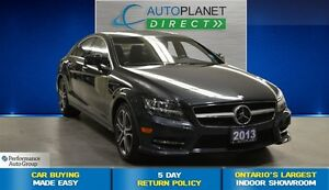 2013 Mercedes-Benz CLS-Class CLS 550 4MATIC, Ontario Vehicle, Na