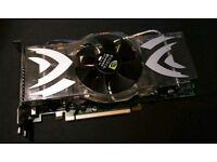 Mac Pro 1,1 2,1 graphics video card Nvidia Quadro FX4500 2 DVI ports