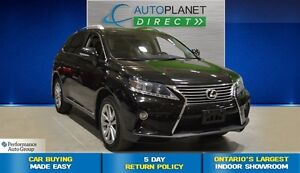 2015 Lexus RX 350 Sport Design Pkg AWD, Sunroof, Back Up Cam $13