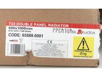 Radiator 600 x 1000mm T22
