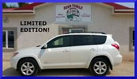 2008 Toyota RAV4 Limited Model!  V6  4X4