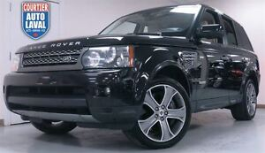 2010 Land Rover Range Rover Sport Supercharged NAV - CUIR - TOIT