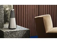 Brand New B&O Bang & Olufsen Beosound 2 Wireless Speaker Bluetooth Google Cast Airplay Spotify