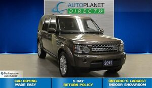 2011 Land Rover LR4 Luxury, Navi, Back Up Cam, $148/Wk!