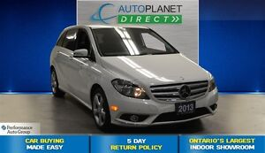 2013 Mercedes-Benz B-Class Back Up Cam, $85/Wk!