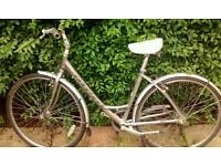 Vintage bike for female