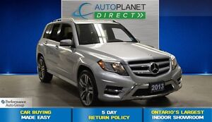2013 Mercedes-Benz GLK-Class Bluetec, Navi, Leather, Heated Seat