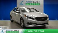 2015 Hyundai Sonata GL + CLEAN CARPROOF + Back Up Cam + Heated S