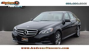 2014 Mercedes-Benz E-Class E250|BlueTEC|4MATIC|NAV|HEATED SEA...