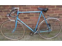 Vintage Raleigh Arena GT Gents Road Bike