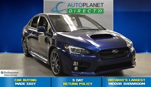 2015 Subaru WRX STi Sport-tech Pkg, Navi, Back Up Cam, $119/Wk!