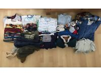 3-6months boys baby clothes bundle