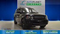 2012 Land Rover Range Rover Sport Supercharged + Navi + Leather