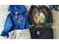 Kids Nike & converse tracksuit