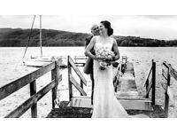 Half price wedding photography offer.