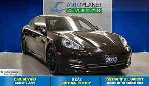 2013 Porsche Panamera 4 Platinum Edition - Is all about style -