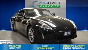2014 Nissan 370Z Touring, Bluetooth, Heated Seats, $114/Wk!