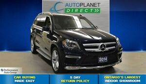 2014 Mercedes-Benz GL-Class GL350 BlueTEC 4MATIC, AMG Upgraded A
